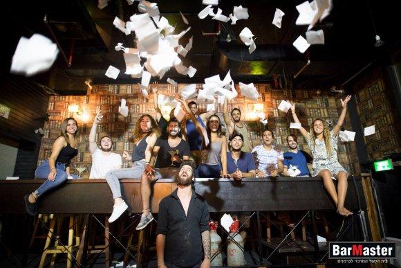 קורס ברמנים - המקצוע הכי מבוקש בקרב צעירים