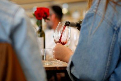 סדנת יין זוגית - בר מאסטר